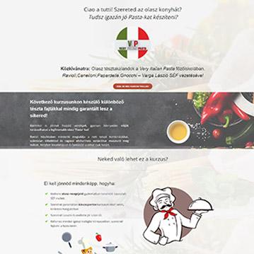 Egyedi Weboldal Készítés -1